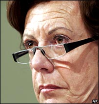 European Commissioner for Competition Neelie Kroes