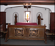 Shrine to St Margaret Clitherow