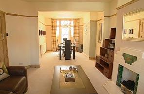 BBC - Homes - Design inspiration - 1930's art deco lounge ...