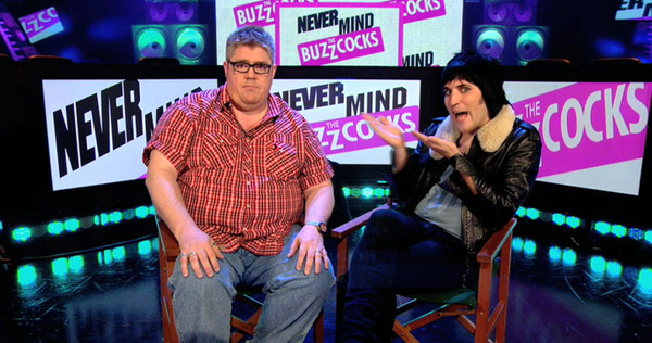 Phill Juptius and Noel Fielding are ready for your questions...