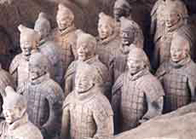 image of the Shang terracotta army