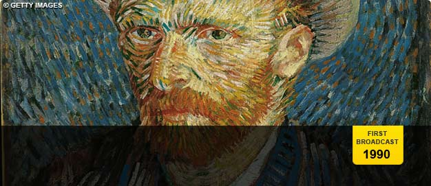 A self-portrait by Van Gogh.
