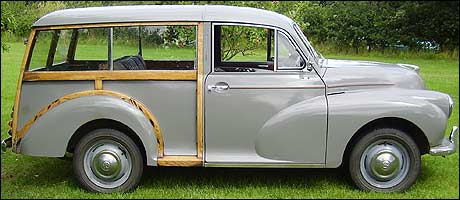 BBC - Norfolk - Local Radio - A four-wheeled love affair