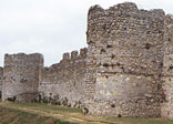 Diocletianic period fortifications, Portchester, Hampshire