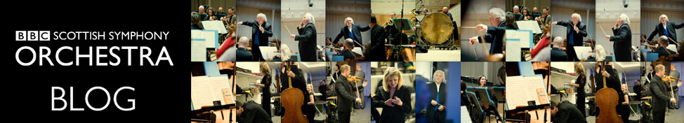 BBC BLOGS - Scottish Symphony Orchestra blog