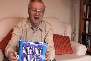 Roy has been a fan of Sherlock Holmes since he was 20 years old and he's even named his house Baskerville.