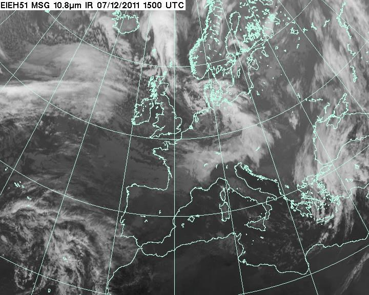 latest europe satellite image