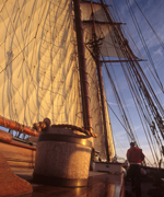 On board the Amistad