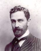 Portrait style photograph of Sir Roger Casement