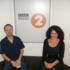Director Jonathan Holmes and composer Jessica Dannheisser - 02/09/11