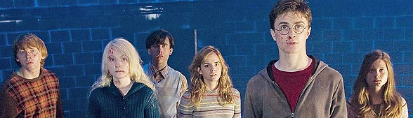 Harry Potter And The Order Of The Phoenix: The Microsite