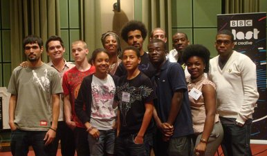 Maida Vale with Hip Hop Shakespeare