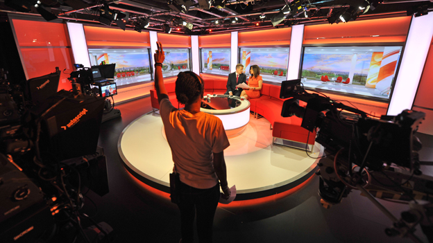BBC About The BBC Breakfast Is Live From Salford