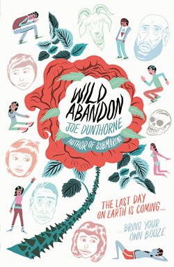 Cover image of Joe Dunthorne's Wild Abandon