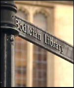 Bodleian Library Signpost