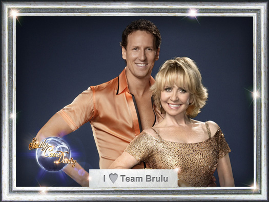 Lulu and Brendan Cole, Team Brulu