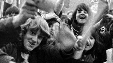 Beatles fans in 1964