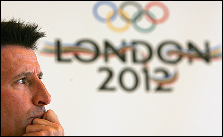 Your chance to speak to Lord Sebastian Coe