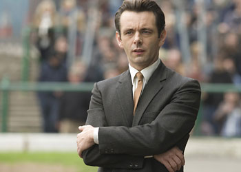 Michael Sheen as Brian Clough in The Damned United