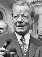 Willy Brandt, May 1971