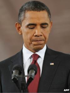 BBC - Mark Mardell's America: Should Obama betray self-doubt?