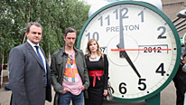 The countdown continues for Ian (Hugh Bonneville), Anthony (Nicholas Gleaves) and Siobhan (Jessica Hynes)