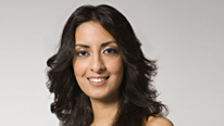 BBC Asian Network presenter Noreen Khan