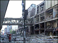 Manchester bomb 1996