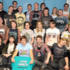 The 6 Music Team in their tees