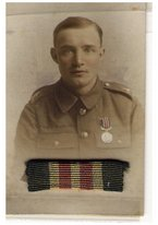 PTE George Perry Clark