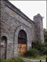 New Gaol gatehouse