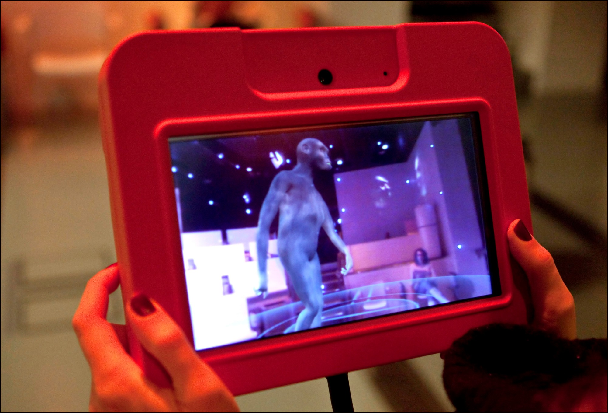 Bbc Research And Development Augmented Reality Film