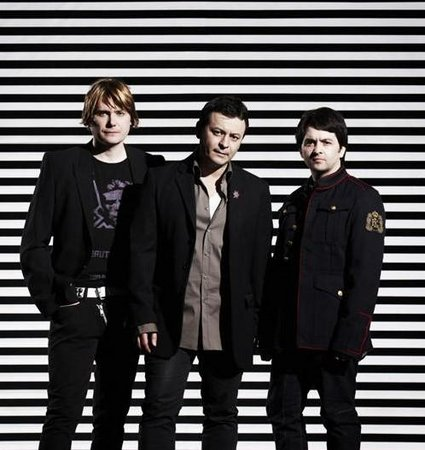 Manic Street preachers from MySpace