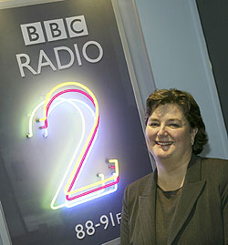 Lesley Douglas will take over as Controller, BBC Radio 2