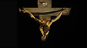 Dali's Christ of St John of the Cross