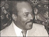 Sir Paul Scoon, former governor general of Grenada