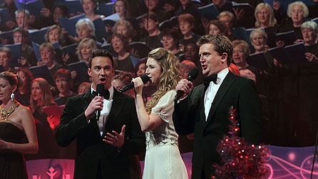 The Big Sing with Russell Watson, Hayley Westenra and Aled Jones