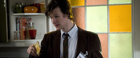 Matt Smith as Danny Foster in Party Animals