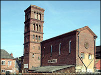 Digbeth's Italianate Church