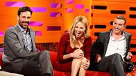 Charlize Theron and Red Chair Stories