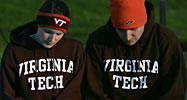 Virginia Tech students