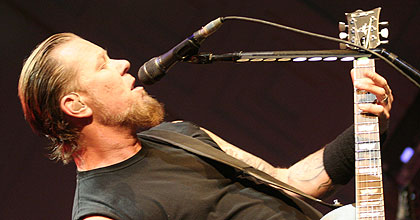 BBC Radio One Theatre - Live Metallica