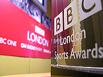 BBC LONDON SPORTS AWARD