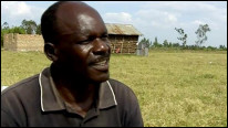 James Wandere, Kenyan farmer