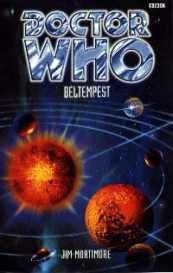 Book cover of Beltempest