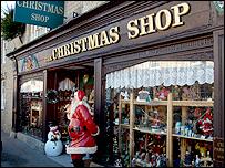 the christmas shop lechlade - The Christmas Shop