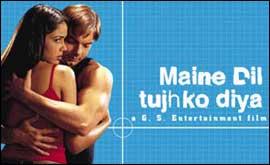 Maine Dil Tujhko Diya Songs Lyrics