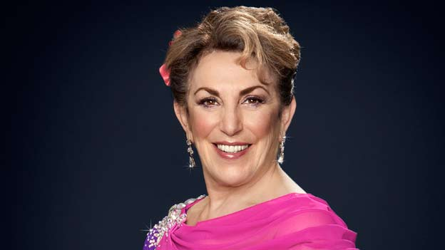 BBC Strictly Come Dancing 2011 Celebrities Edwina Currie