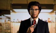 Richard Ayoade in Bunny and the Bull