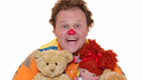 Mr Tumble (Justin Fletcher) returns with Something Special for young children